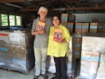 Br. Steve Morelli & Maxine Jarrett