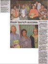 Dhanggati book launch success