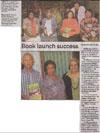 Dhanggati book launch success